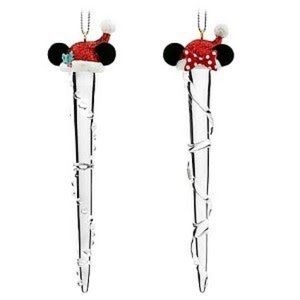 Disney Christmas Icicles